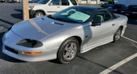 1997 Chevrolet Camaro 2D Coupe, T TOP York