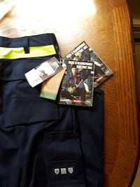 Fristads Flame Welding Trousers #2013 Kitchener