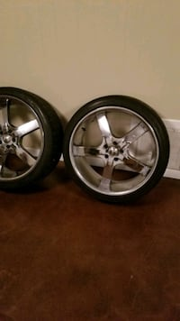 rim's and tires  North Little Rock