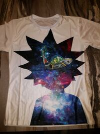 Rick and Morty t shirt Edmonton