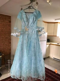 Beautiful mermaide party dress  Laval, H7K 1H3