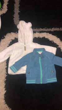 3 month baby jacket