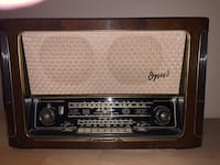 Opus 6 hifi western germany radio