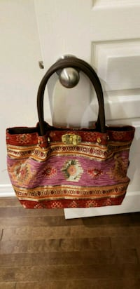 Turkish Hand-Made handbag