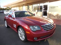 2004 Chrysler Crossfire Coupe Fremont, 94536
