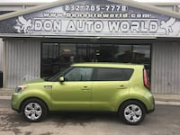 2015 Kia Soul Base 4dr Crossover 6M Houston