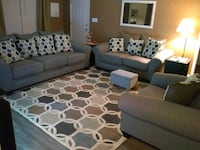 New sofa and loveseat, chair, rug Fayetteville, 28314