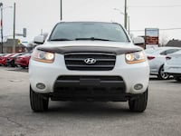 2008 hyundai santa fe with 159,716km and 100% approved financing Barrie