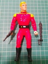 Figura Flash Gordon de Galoob 1985 6513 km