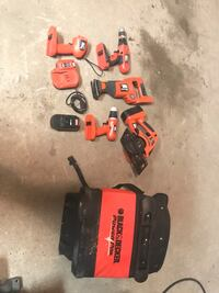 Black and Decker Tool Kit New Tecumseth, L9R 1M4