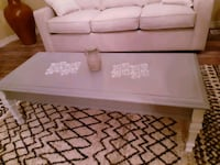 Grey and white rustic coffee table Guelph, N1L 1R8