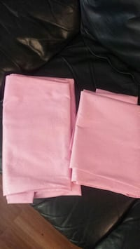 two pink and white textiles Waterloo, N2L 5A7