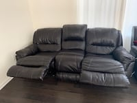 Brown Reclining Sofa Hyattsville, 20785