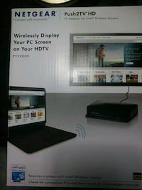 Wireless Display PC to HDTV Haverhill, 01832