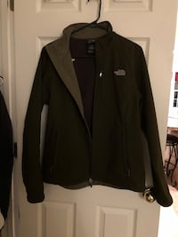 Women's Brown Northface