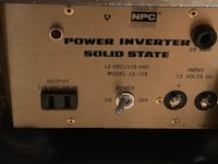 Power Inverter Solid State Anchorage, 99507