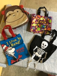 Back Pack & Totes Santa Ana, 92707