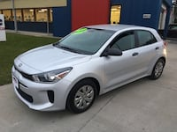 *MANUFACTURER's WARRANTY* 2018 Kia Rio 5-door LX -- GUARANTEED CREDIT APPROVAL! Des Moines