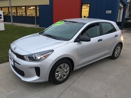 2018 Kia Rio 5-door LX+ Auto GUARANTEED CREDIT APPROVAL!