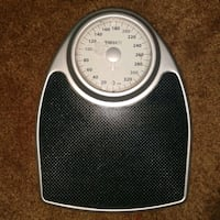 Thinner Extra-Large Analog Dial Bathroom Scale by Connair Beaverton, 97007