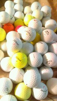 100+ AAA BRAND NAME GOLF BALLS Belmar, 07719