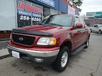 2001 FORD F-150 CREW XLT *FR $399 DOWN GUARANTEED FINANCE Des Moines
