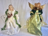 Christmas Angels Clearview