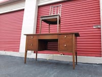 Mid Century Broyhill Brasilia desk and chair Tampa, 33603