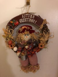 Autumn Wreath Elk Grove Village, 60007