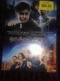 Sealed Harry Potter 9 Film Collection Burnaby, V5A 4X9