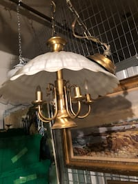 Vintage chandelier delivery available Toronto, M2R 3N1