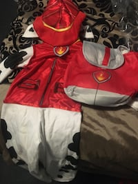 Marshal costume size 3-4t Manville, 02838