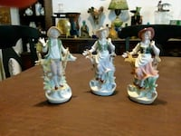 Antique porcelain figurines  Green Brook Township, 08812