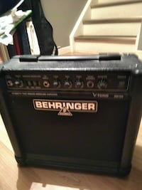 Behringer amplifier for electric guitar Waterloo, N2L 2X2