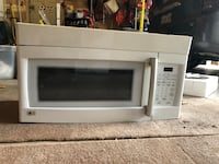 Microwave Oven fully functional white and clean Ellicott City, 21042