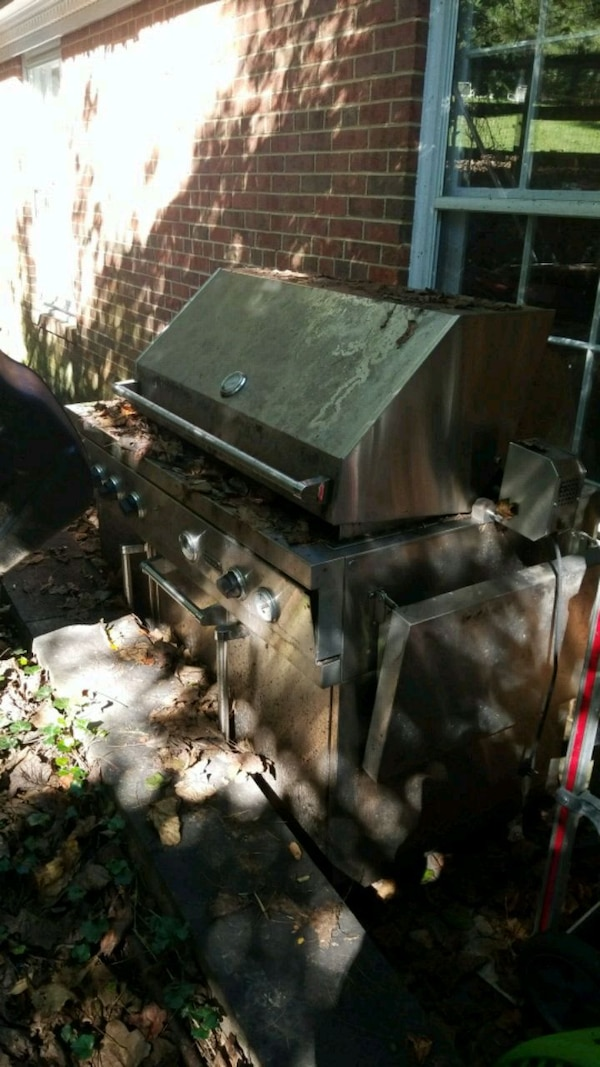 Fixable grill