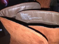 Women's heel boots size 10 never been worn, they are from just fab , pick up only.