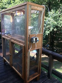 Custom Built Reptile Enclosure  Bessemer, 35022