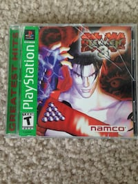 Tekken 3 for ps2 32 mi