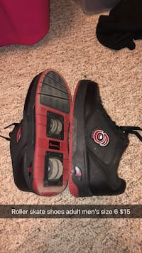 Off brand heelys men's 6 Ames, 50014