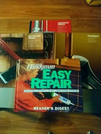 Home repair set of 4 books