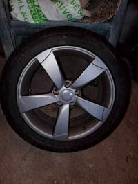 Audi A5 winter tire/rim package Markham, L3R 6X4