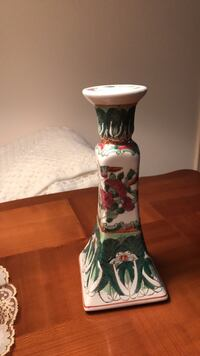 "Decorative Candle Holder-9"" Tall 842 mi"