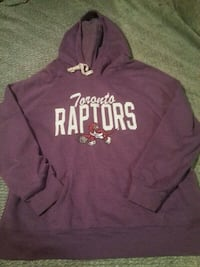 maroon and white Aeropostale pullover hoodie St. Catharines, L2R 6P7