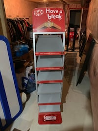 Kit Kat display shelving only $50 Toronto, M8Z