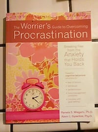 The Worrier's Procrastination book Mojave, 93501