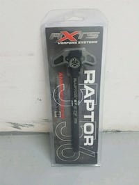 Brand new FXTS Raptor charging handle in gray Richmond, V7E 3X3