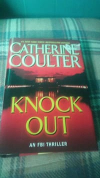 Knock Out by Catherine Coulter Greenville, 27834