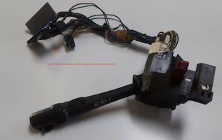 2002 CHEVY AVALANCHE TURN SIGNAL MULTIFUNCTION SWITCH