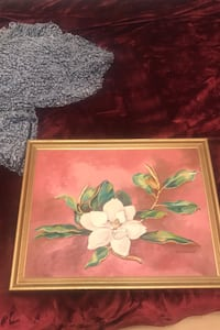 Painting of a custom flower Humble, 77396